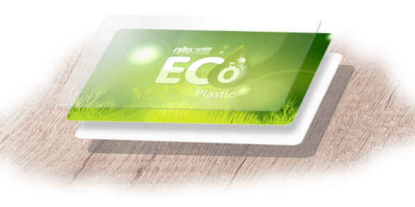 Eco gift cards