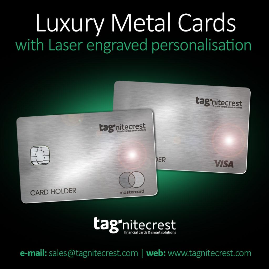 nitecrest metal cards